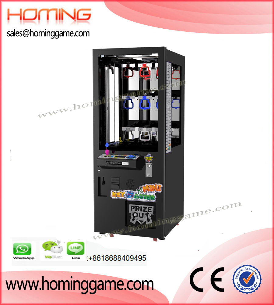 Black CoLor Mini Key Master Prize Game Machine,Mini Key Master Arcade Game Machine,Key Master Prize Game Machine,Key Master Arcade Game Machine,Prize Game Machine,Prize Redemption Game Machine,Redemption Game Machine,Game Machine|Arcade Game Machine,Coin Operated Game Machine,Amusement Park Game Machine,Indoor Game Machine,Gaming Machine,Entertainment Game Machine,Prize Machine,Gift Game Machine,Slot Game Machine,Family Entertainment,Family Entertainment Game Machine