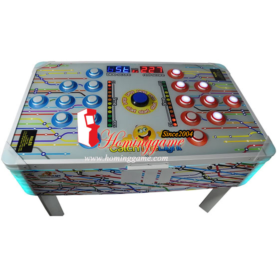 catch the light game machine,catch the light redemption game machine,battle game machine,game machine,arcade game machine,coin operated game machine,indoor game machine,electrical game machine,amusement park game machine,entertainment game machine,hominggame,www.hominggame.com,gametube.hk,www.gametube.hk