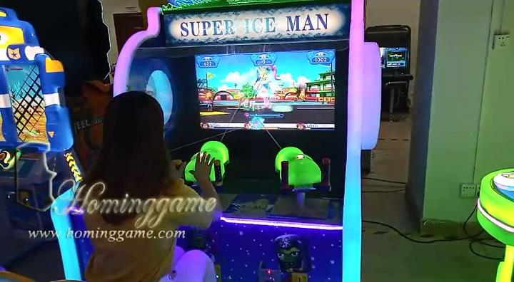 ice man game machine,ice man 3 plaers water gun shooting game machine,water gun shooting game machine,simulator game machine,video game machine,video redemption game machine,redemption ticket game machine,ticket game machine,game machine,arcade game machine,coin operated game machine,amusement park game equipment,game equipment,hominggame amusement machine,electrical game machine,kids game machine,kids game zone game machine,children game machine,video arcade game machine,gametube.hk,www.gametube.hk,hominggame.com,www.hominggame.com