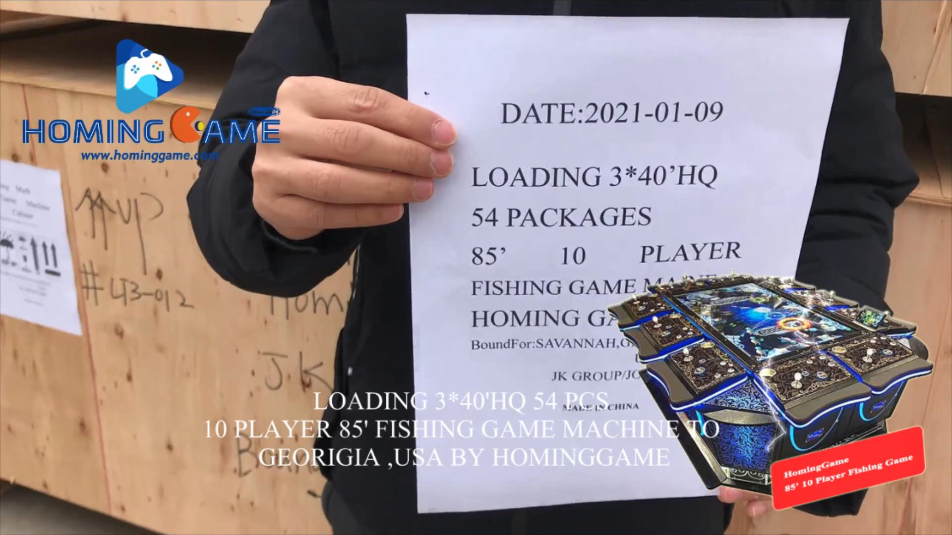 Fishing Game-Date 9th Jan 2021 Deliver 3 40